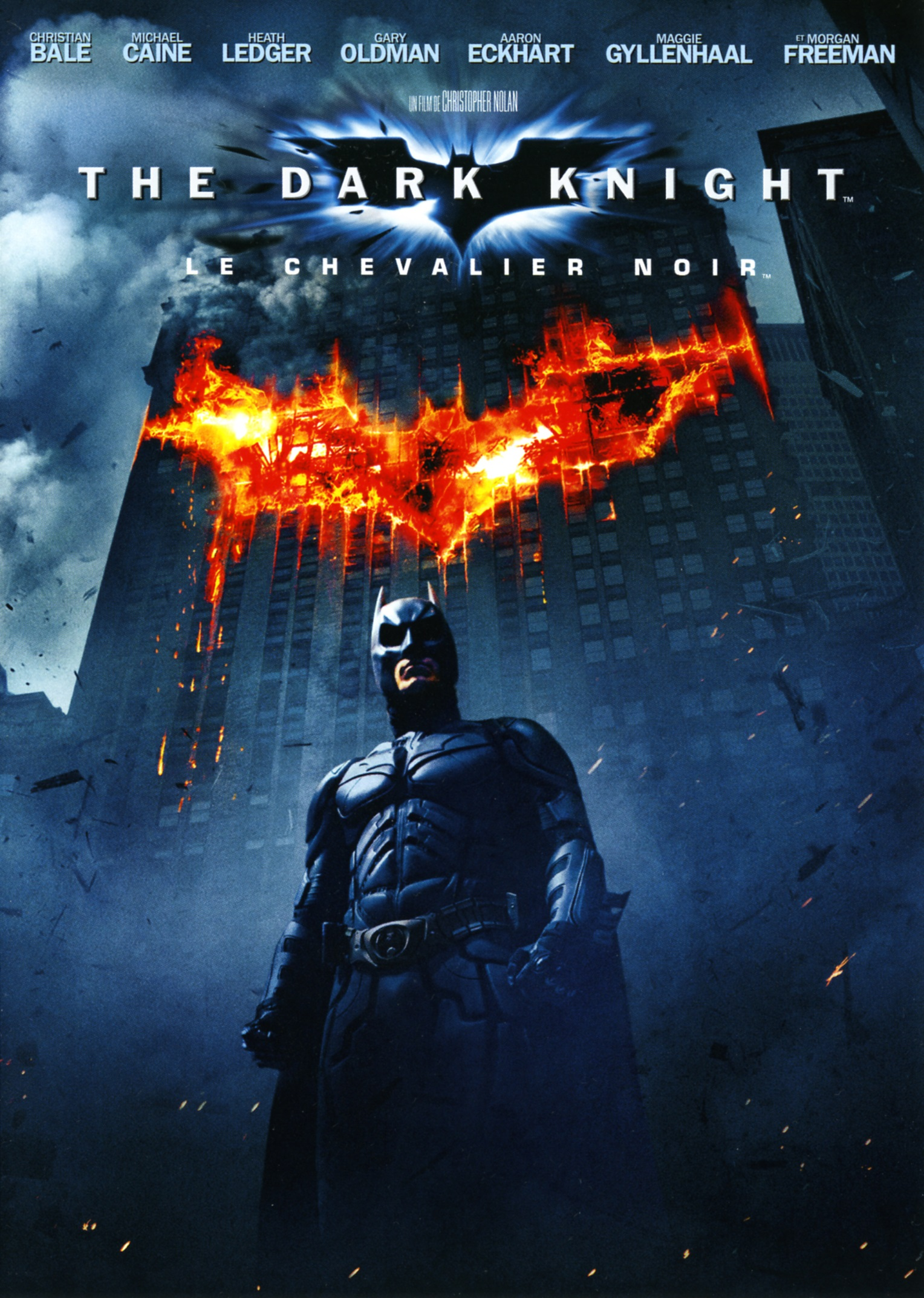 DVD (Batman) The Dark Kn