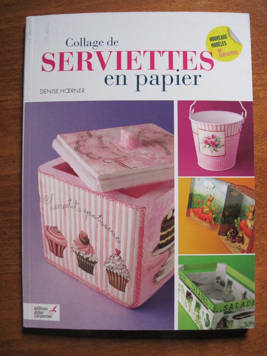 Collage de Serviettes en