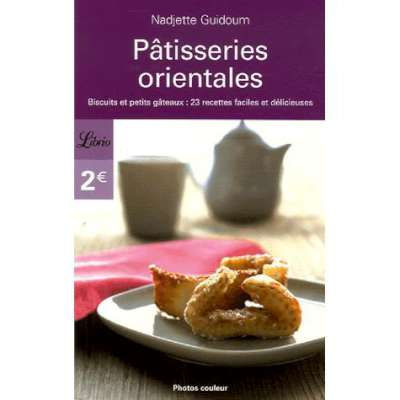 Patisseries orientales
