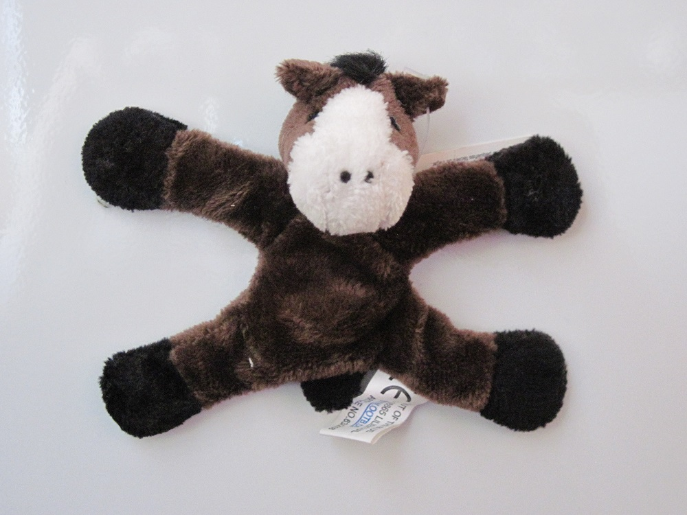 Magnet Peluche Cheval